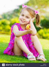 Small Girl Child Photographed In Daylight Looking Cute And Sweet Cute Small Girl