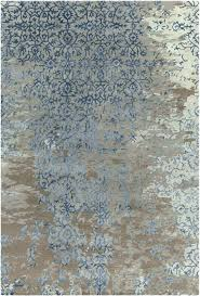blue gray brown area rug and grey light bl