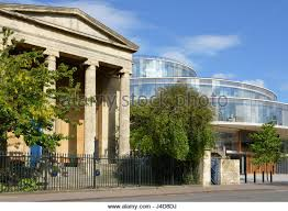Unique Modern Architecture Oxford Classical Building Contrasting With To Decorating Ideas