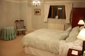 Our Rooms Long Meadow Bed And Breakfast - Double bedroom
