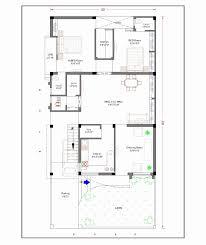 20 m wide house plans fresh 20 x 40 house plans 800 square feet unique house