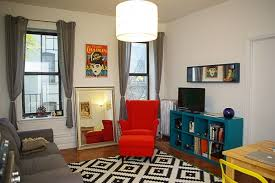 Interior Design For Apartment Living Room Mesmerizing Amplified Apartments Modern Brooklyn Apt Décor ForRent