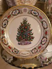 LENOX AMERICAN DESIGN HOLIDAY INSPIRATIONS U0026 ILLUSTRATIONS Lenox Christmas Tree Plates