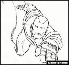 Cool iron man coloring pages. Iron Man S For Kids Printable55a3 Kizi Free 2021 Printable Super Coloring Pages For Children Iron Man Super Coloring Pages