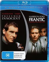 Presumed Innocent Book Presumed Innocent Frantic Bluray Australia 10