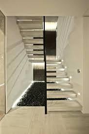 modern stairwell lighting. Interior Stairwell Lighting Staircase Ideas Modern Design Decorative Stones Home Designer Pro