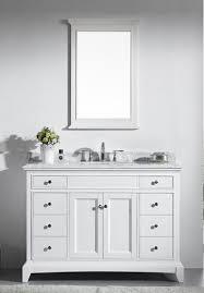 48 inch white bathroom vanity. 48 Inch White Bathroom Vanity Y