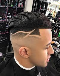 Coiffure Homme Degrade Style