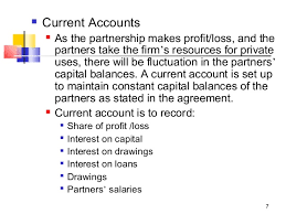 Partnership Accounting