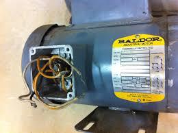 baldor motor wiring diagrams single phase kwikpik me baldor motor serial number lookup at Baldor Motor Wiring Diagram For 5hp 1ph