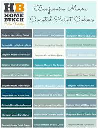 M Favorite Benjamin Moore Paint Colors Coastal By  Gray