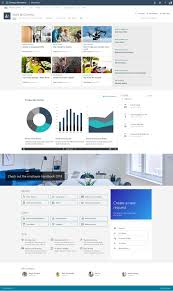 Sharepoint Website Examples 12 Great Examples Of Modern Sharepoint Intranet Office365