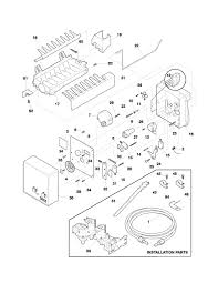 Wiring diagram frigidaire ice maker bmw e46 radio wiring diagram at ww justdeskto allpapers