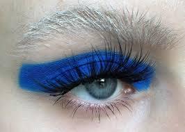 blue eye makeup tips blue eyeshadow tips