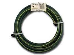 medium duty garden hose remnants w brass couplings 5 8 3