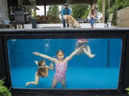 shipping containers turned into backyard pools by abbotsford couple vancouver sun container swimming pool i11