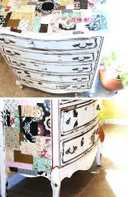 diy decoupage furniture. Creative Decoupage Old Tired Furniture Ideas For The Home Diy