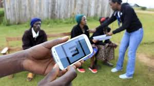 Smartphone Eye Chart A Kenyan Smartphone App Is Being Used To Help Prevent