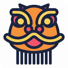 Download free anime girls png with transparent background. Barongsai Celebration Chinese Chinese New Year Decoration Mask Party Icon Download On Iconfinder