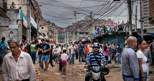 rebellion in venezuela dead in days of relentless protest