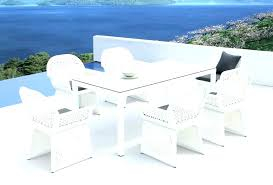 white outdoor dining settings white wicker outdoor dining chairs white patio chairs white modern dining chairs