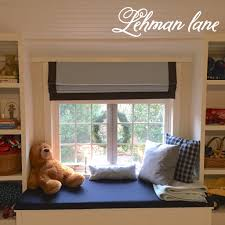 Living Room Bookcases Built In Diy How To Build A Window Seat And Built In Bookcases Tuckers