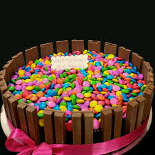 Kit Kat Cake Order Online Delhi Home Delivery Bakery