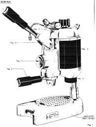 faema faemina schematics