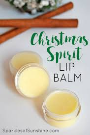 simple spirit lip balm made with essential oil