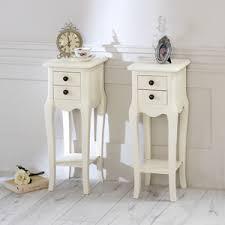 cream bedroom furniture. Furniture Bundle Slim Cream 2 Drawer Bedside Tables - Belgravia Range Bedroom