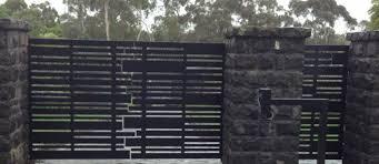modern metal gate. Automatic Gates Melbourne Modern Metal Gate