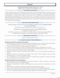 Entry Level Resume Samples New Finance Resume Keywords Best Finance