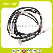 protection tube idc type sleeves wiring harness for vending machines