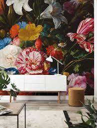 Fotobehang Bloemen Golden Age Flowers 6 3896 X 280 Cm Kek Amsterdam
