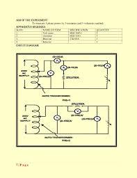 basic electrical lab manual voltmeter method 7