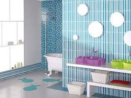 ... Bathroom Marvelous Kids Bathroom Ideas Modern With Nice Wall Stripes  Wallpaper Photo Gallery Bedroom Pinterest Decorating