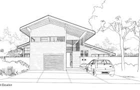 modern home architecture sketches. Unique Modern Home Elements And Style Medium Size Modern Architecture Sketches  House Plan Building Plans Interior Design In
