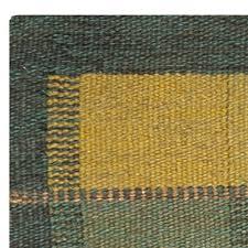 vintage swedish flat woven rug bb4801