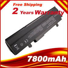 9 Cells <b>7800mAh</b> Laptop <b>battery for Asus</b> Eee PC 1015 1015P ...