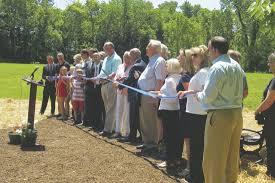 Charles Town dedicates new park, announces restoration | Local News |  journal-news.net