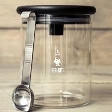 Купить <b>Емкость</b> стеклянная для <b>кофе</b> 250гр Bialetti с крышкой ...