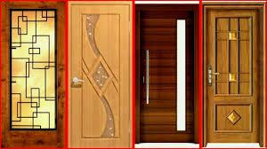 top modern wooden door designs home main design rooms house wood