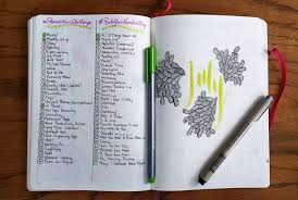 it can be nerve wracking to put pen to paper in your bullet journal if you