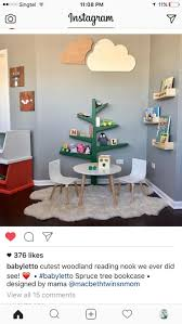 Tree Bookcase, Bookcase Storage, Bookcases, Reading Nooks, Spruce Tree,  Woodland, Home Decor, Instagram, Playrooms