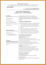 Free Functional Resume Template. Microsoft Office Resume Templates ...