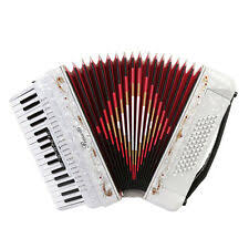 Accordions With 60 Bass Keys For Sale Ebay