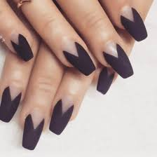 coffin nails matte