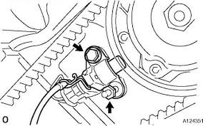 camshaft position sensor toyota sequoia 2006 repair 2011 Toyota Camry Fuse Layout at 2007 Toyota Camry Crankshaft Sensor Wiring Diagram