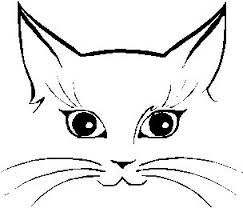 easy cat face drawing. Contemporary Cat Visit To Easy Cat Face Drawing W