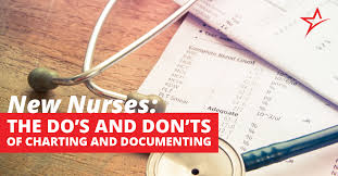 Charting Programs For Nursing Nurse Charting And Documentation Dos And Donts
